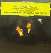 Ravel(Vinyl LP)Ma Mere L'oye-Deutsche Grammophon-2530 752-Spain-VG/NM