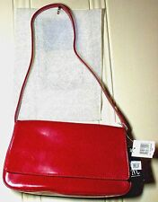 INC -Shiny Red HandBag from International Concepts- MWT NEW With Tags RED!!