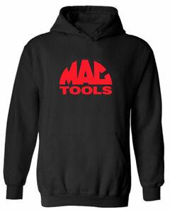 Mac Tools Hoodie - Mechanics Automotive Parts Racing Garage Hoodie