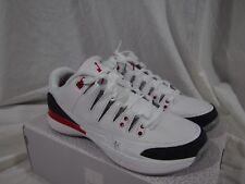 "Nike Zoom Vapor RF x AJ3 ""Fire Red""  709998-106"