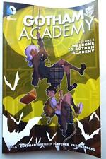 NEW ECCC 2017 SIGNED  Becky Cloonan GOTHAM ACADEMY Vol 1 Welcome To Gotham
