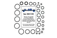 Dye 2014 DM Series Paintball Marker O-ring Oring Kit x 2 rebuilds / kits