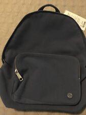 Lululemon Sade Water Resistant Laptop Book Bag Everywhere Backpack New