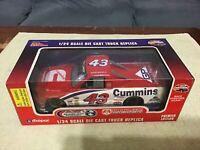 1996 Racing Champions RICH BICKLE #43 Cummings Petty Craftsman Truck 1/24 Nascar