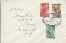 1940, Hungary: Horthy National Aviation Fund, Fdc, See Remark (30596)