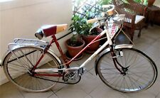 AMAZING VINTAGE RALEIGH SPORT GIRLS - WOMAN ROAD BIKE FROM 70s ALL ORIGINAL