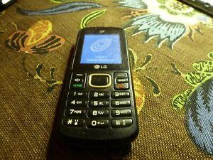 LG 328BG  Tracfone GSM Black  #101
