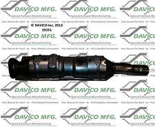 Catalytic Converter-Exact-Fit Rear Davico Exc CA 19251