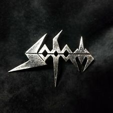 Sodom logo  PIN BADGE