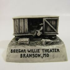 Vintage Boxcar Willie Theater Limited Edition Paperweight Georgia Marble 13/1000