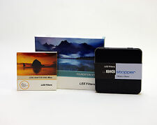 Lee Filters Kit soporte de base + tapón de Lee Grande & Lee Anillo estándar 82 mm