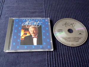 CD James Last Spielt Mozart Eine Kleine Nachtmusik Sonata In B Larghetto 12Titel