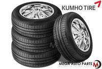 4 Kumho Solus TA31 195/65R15 91H All Season Touring Tires w/60000 Mile Warranty