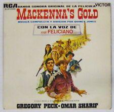 L'Or de MacKenna 45 Tours Quincy Jones Felicianno PeckSharif1969