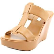 Sandalias y chanclas de mujer de tacón alto (más que 7,5 cm) Color principal Beige Talla 38