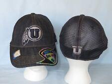 UTAH UTES Memory Fit Meshback CAP/HAT  T.O.W. Sizes Medium/Large NWT $25 retail