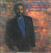 Lenny Williams - Gotta Lotta Luv - 1990 - Crush Music - A 749-6 - Usa