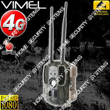 4G Home Security Camera Trail Hunting Scouting Cam Wireless IR No Spy Hidden 3G
