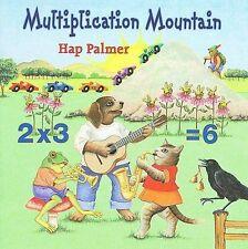 Multiplication Mountain by Hap Palmer (CD, Jan-2009, Audio & Video Labs, Inc.)