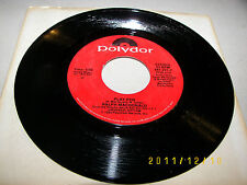 Ralph MacDonald In The Name Of Love / Play Pen 45 NM Polydor 881-221-7 1984