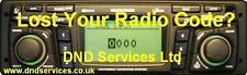 VDO Dayton  Radio Code Decode Unlock Codelocked ? MS4150 RS Navigation System