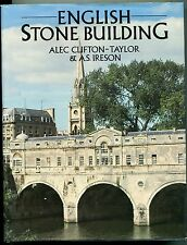English Stone Building by A. S. Ireson and Alec Clifton-Taylor (1983, Hardcover)