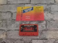 GALLAGHER & LYLE-Breakaway & Showdown/Cassette Album Tape/Early Paperlabel/1288