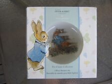 WEDGEWOOD PETER RABBIT new in box nursery cup and bowl classic design england