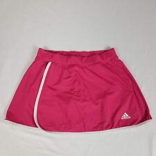 Adidas Womens Skort Size S Pink Activewear Activewear Tennis Skirt Climalite