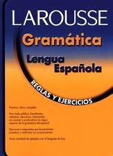 Gramatica lengua espa�ola: Reglas y ejercicios-ExLibrary