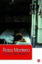 Crónica del desamor (Narrativa (Punto de Lectura)) (Spanish Edition) by Montero,