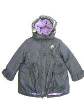 Vêtements gris avec capuche pour fille de 2 à 16 ans Hiver