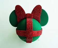 Disney - Minnie Mouse - Christmas Gift Minnie Head Antenna Topper