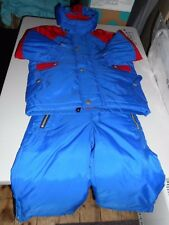 CHILDRENS SKI SUIT     age  3  years   from C & A