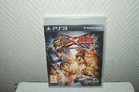 JEU PS3 STREET FIGHTER X TEKKEN  NEUF SOUS BLISTER  SEALED CAPCOM  2012