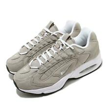 Nike Air Max Triax LE Grey Suede White Men Casual Lifestyle Shoes CT0171-001