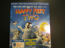Happy Feet Two - Blu Ray DVD - New & Unopened