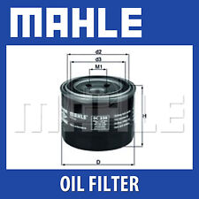 Mahle Oil Filter OC230 - Fits Mitsubishi - Genuine Part