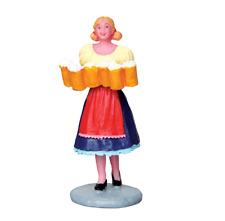 New Lemax Brew Maid Figurine Village House Accessory Display Set christmas