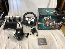 "Logitech G27 Racing Wheel For PS3 & PC - "" Mint"""