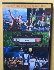 Bradford City Liga Copa Run 2012/13