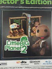 LittleBigPlanet 2: Collector's Edition NEW SEALED PS3 Game Tons Of Extras!