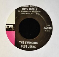 The Swinging Blue Jeans Imperial 66030 Good Golly Miss Molly and Shaking Feeling