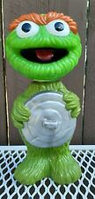 Vintage Sesame Street Oscar The Grouch Bubble Bath Collectible Character Full @@