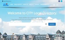 Business Directory Profitable Website - Hosting Included