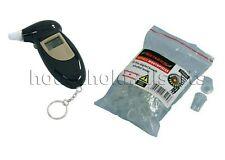 Breath ALCOHOL TESTER Digital Breathalyser BAC Limit Detector Beep Audible Alert