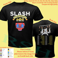 SLASH MYLES KENNEDY TOUR 2019 Concert Album T-Shirt Adult S-5XL Youth Infants
