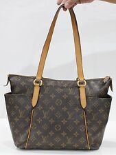 Used Authentic Louis Vuitton LV Bag Monogram Totally PM