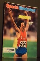 Sports Illustrated Magazine August 9 1976 Bruce Jenner Wins Big