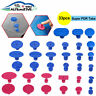 33x AU PDR Tools Glue Pulling Tabs Paintless Hail Repair Removal for Dent Puller